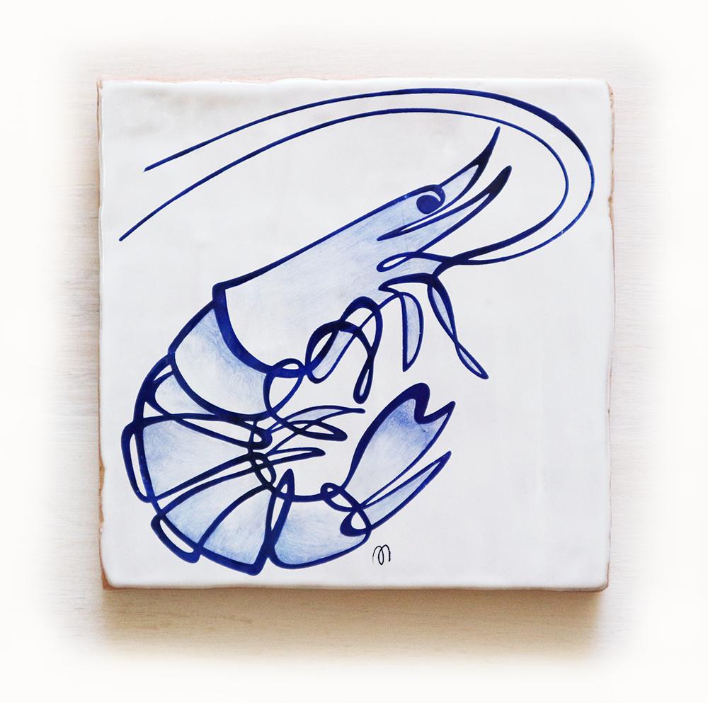 azulejo-gamba-20x20-mar-mediterráneoppmiralles-cerámica-de-autor-venta-on-line