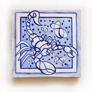 Escorpio-signos-del-zodiaco-horoscopo-cerámica-valenciana-moderna-ppmiralles-venta-on-line